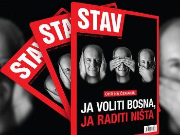STAV 77: Ja voliti Bosna, ja raditi ništa