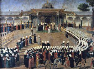 Sultan Selim III, 1789.
