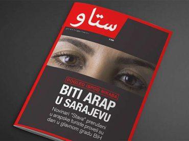 Novi broj magazina Stav je u prodaji!