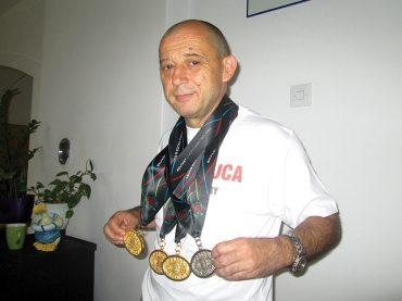 Senad Mujagić Miš – najuspješniji svjetski policajac sportaš svih vremena