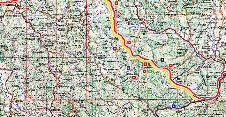 Suha Međa – mjesto na kojem su zaustavljene dvije srpske vojske