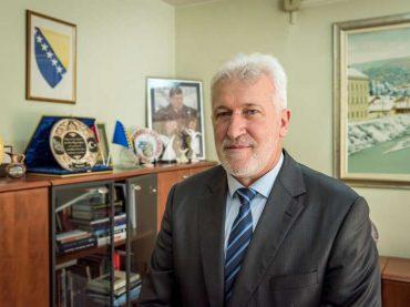 Hamdo Ejubović, načelnik Općine Hadžići