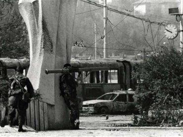 Konačno: Sarajevo dobilo Trg Prvog korpusa Armije R BiH