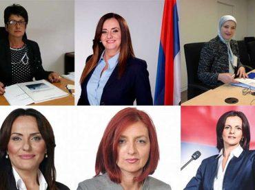 Kakvi Hrvati, na izborima su samo žene majorizirane
