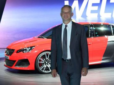 Moje ime je Peugeot, Xavier Peugeot