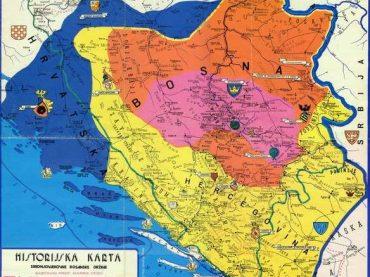 Od zemljice Bosne do međa utvrđenih Berlinskim ugovorom