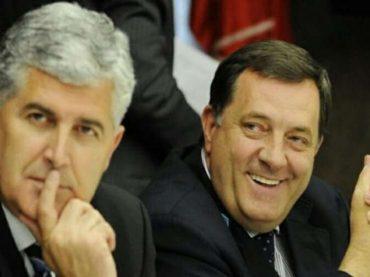 Zašto Čović štiti Dodika na štetu svojih Hrvata