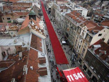 Sigurna zona Sarajevo: Opsada i ubijanje djece