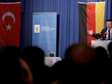 Njemačka se otvoreno miješa u unutrašnja pitanja Turske