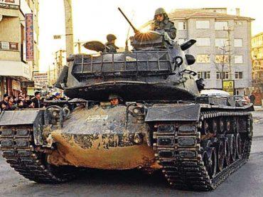 Vojni udari u Turskoj uvijek su bili po mjeri Zapada