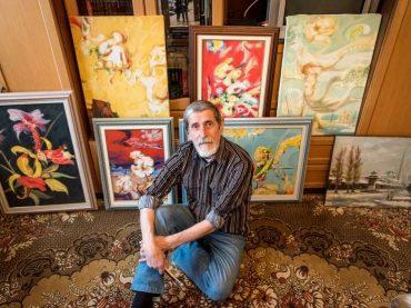 Umjetnik čijem talentu nije bila potrebna Akademija likovnih umjetnosti