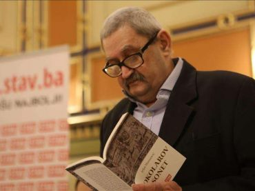 """BIBLIOTEKA STAV: Promoviran """"Sokolarov sonet"""""""