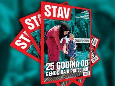 NOVI STAV: 25 godina od genocida u Prijedoru