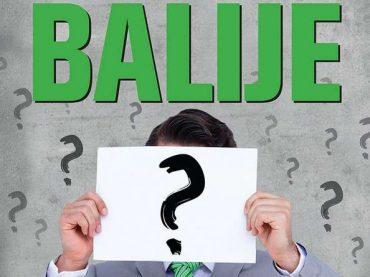 """Šta znači riječ """"balija"""""""