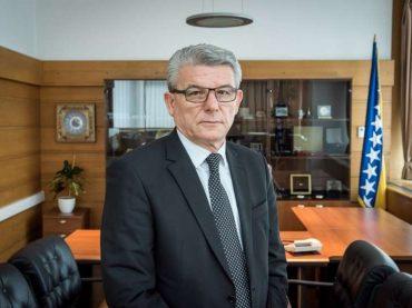 Za Čovića ne postoje Hrvati u Sarajevu i Bihaću