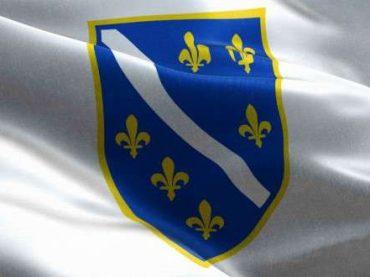Riječi zlatnih ljiljana: Zastava