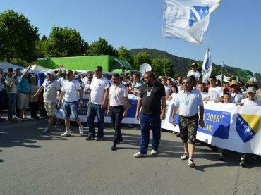 Marš mira 2017: 100 kilometara sjećanja