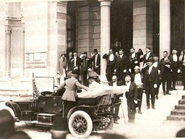 Ubistvo Franza Ferdinanda kao posljedica aneksije Bosne i Hercegovine