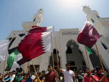 Katarska kriza, uzroci i posljedice: Piroman bi da bude vatrogasac