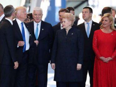 """""""REALITY SHOW"""" NA SAMITU NATO PAKTA"""