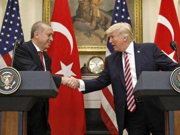 Preokret je i sam susret Trumpa i Erdoğana
