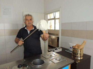 Turski sladoled usred Cazina