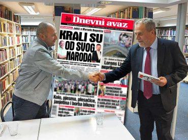 """Kako Radončićev """"Avaz"""" preko Bandićevih ljudi podmeće """"krađu"""" glavnom uredniku """"Stava"""""""