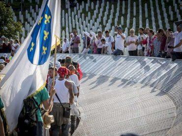 Koraci hrabrosti, ponosa i sjećanja: Dok hodamo, Srebrenica neće biti zaboravljena