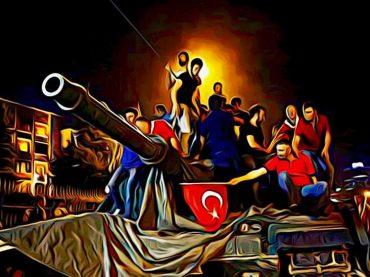 DOK SLAVIMO POBJEDU DEMOKRATIJE, S POŠTOVANJEM SE SJEĆAMO NAŠIH PETNAESTOJULSKIH ŠEHIDA