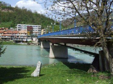 Kameni most nekada je krasio kasabu Goražde, uništila ga je kobna greška kamenorezaca