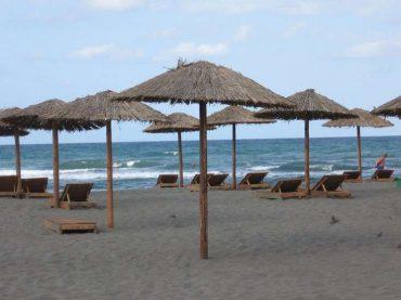 Rijaset na plaži