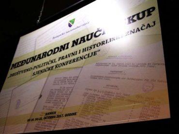 100 godina od Sjeničke konferencije
