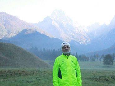 Imam Topuz trči 150 kilometara za mir
