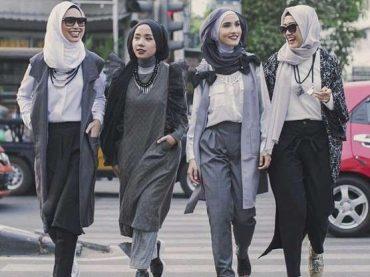 Hidžab kao modni detalj