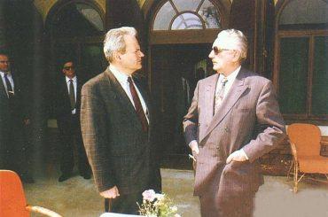 Hrvatska nije spasila BiH, štaviše, Tuđman je bio u savezu s Miloševićem