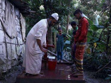 """Kako su učenici Građevinsko-geodetske škole iz Sarajeva """"doveli vodu"""" u selo u Bangladešu"""