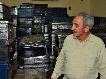 Zbog paljevine Vijećnice odlučio spašavati andaluzijske rukopise