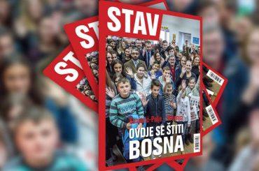 NOVI STAV: Ovdje se štiti Bosna