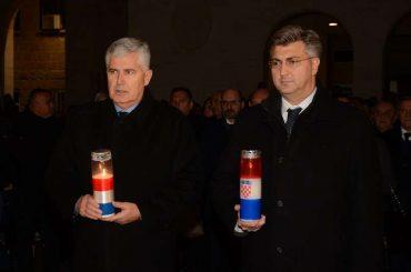 Suze za ratnim zločincem, izostanak sućuti prema žrtvama