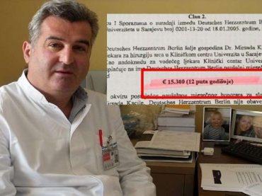 Mirsad Kacila otvara svoju kliniku