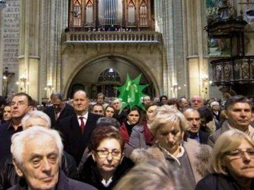 Musliman u katedrali