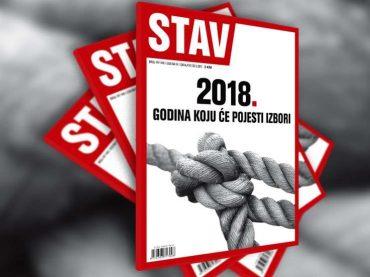 NOVI STAV: Godina koju će pojesti izbori
