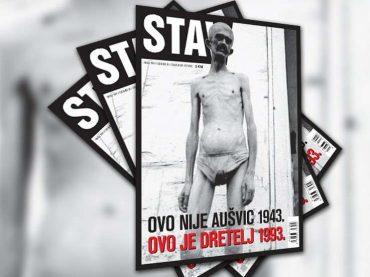 NOVI STAV: Aušvic 1943 – Dretelj 1993