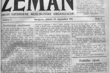 111 godina od osnivanja prve bošnjačke stranke (2): Bošnjake ujedinila autonomija Bosne