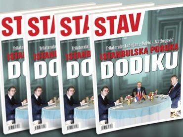 NOVI STAV: Istanbulska poruka Dodiku