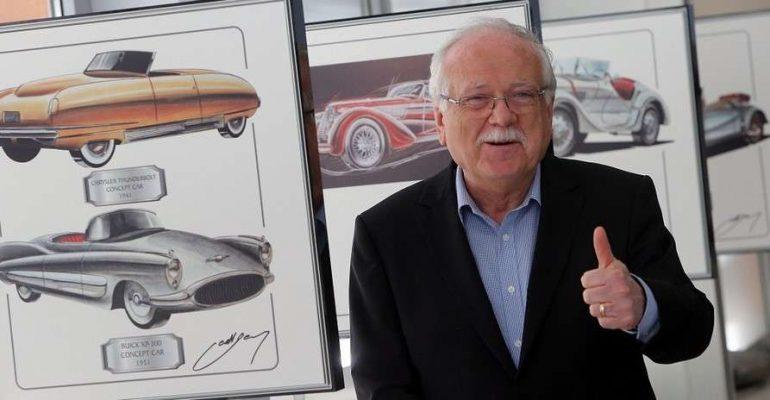 Prvi profesionalni dizajner automobila iz SFRJ