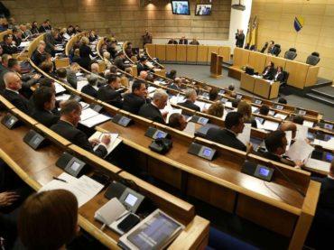 U Vladi vlast, u Parlamentu opozicija