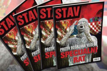 NOVI STAV: Specijalni rat protiv Bošnjaka