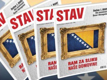 NOVI STAV: Ram za sliku naše domovine