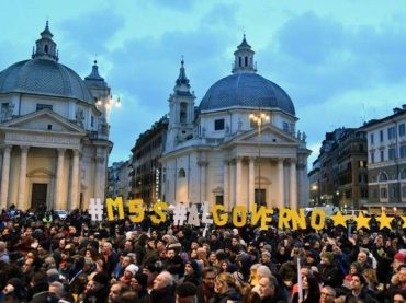 Italiju će voditi stranka koja nikada nije vladala državom
